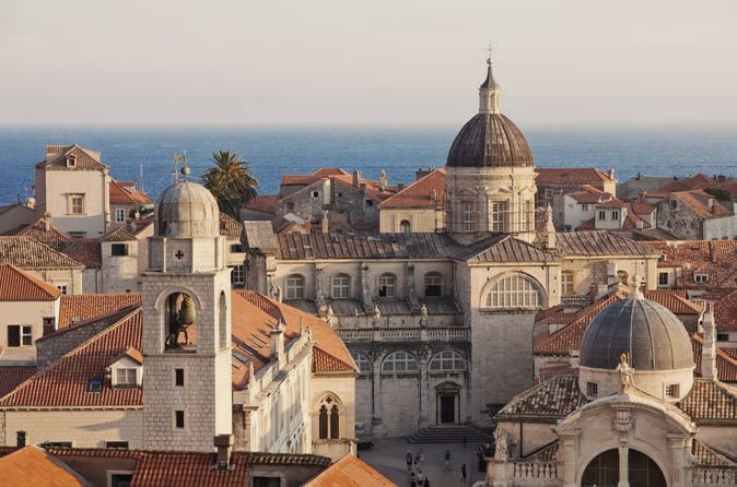 The History of Dubrovnik, Croatia