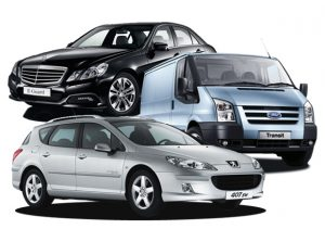 Private Transfer vehicles