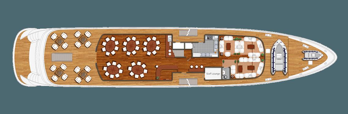 Romantic Star Deck Plan