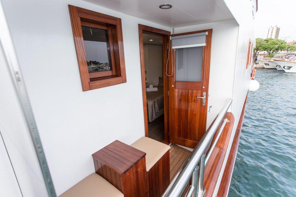 MS Adriatic Sun Balcony cabin