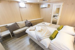 Infinity Lower Deck Cabin