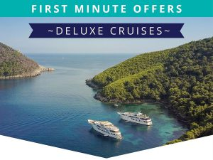 First Minute Cruise Deals