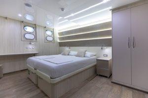 MS Cristal lower deck cabin