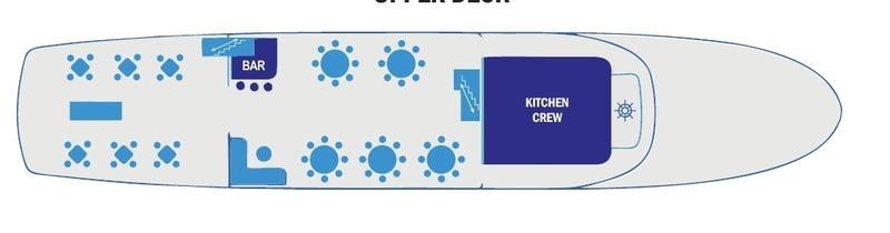 Casanova Deck Plan
