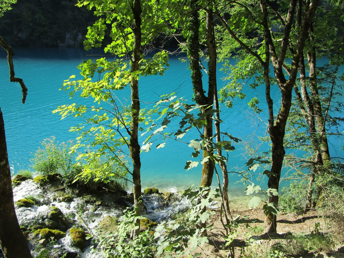 Plitvice Lakes Tickets now must be pre-purchased