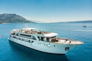 MS Diamond Croatia Luxury Cruise Ship