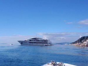 Rhapsody Croatia Cruise Ship