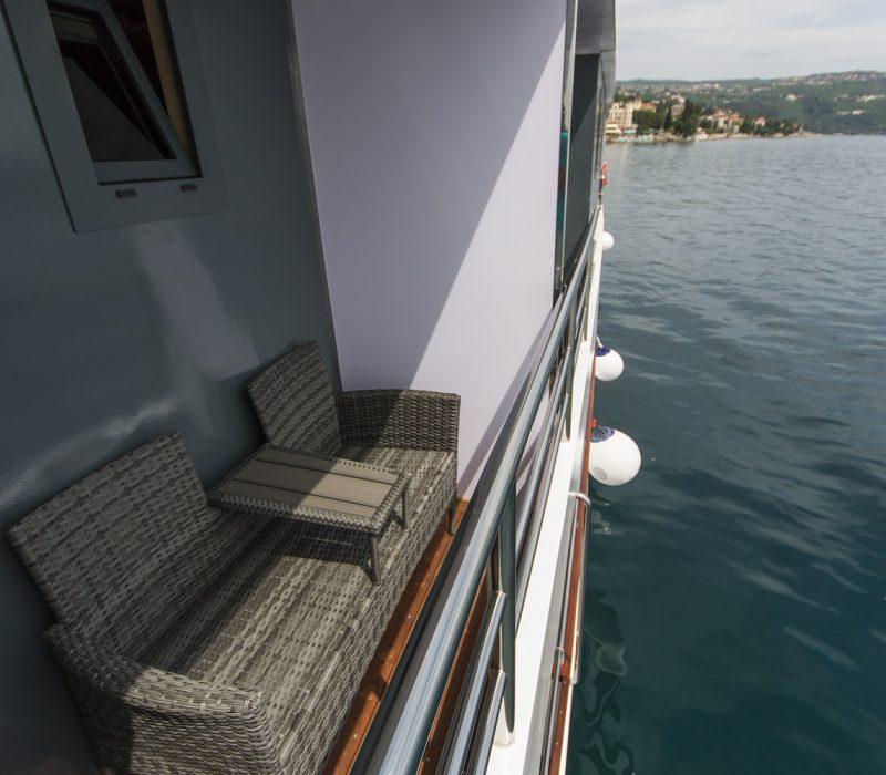 MS Infinity Balcony cabin